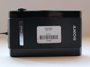 Sony Cyber-shot DSC-T500 Repair