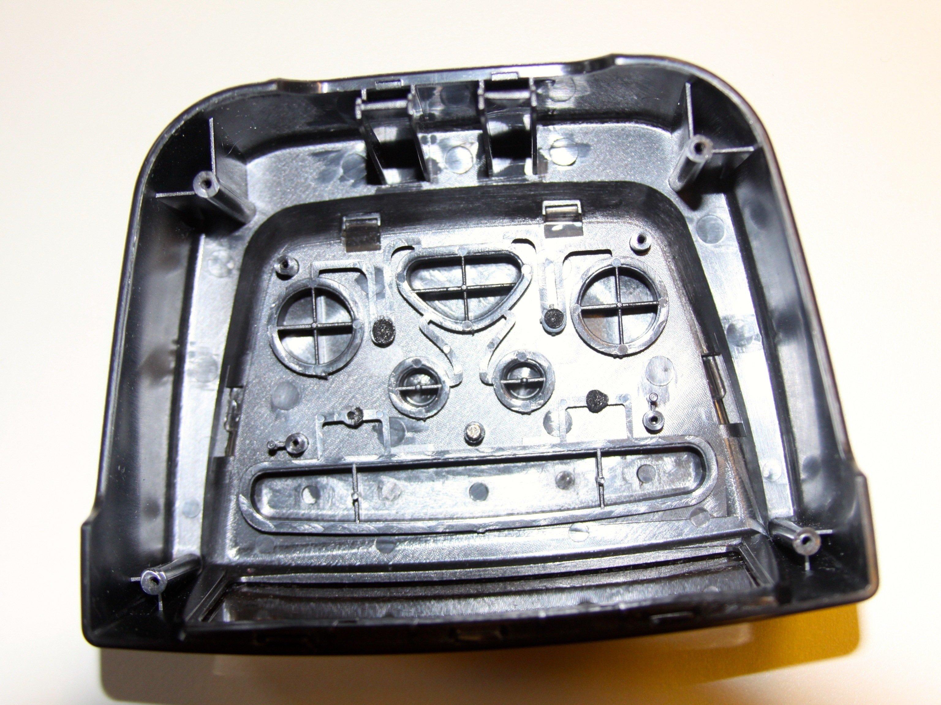 Repairing Acurite Intelli-time Alarm Clock Unresponsive Buttons