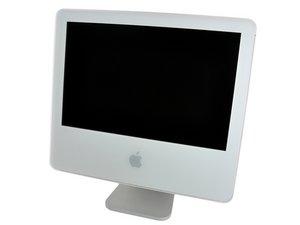 "iMac G5 17"" 1.6 GHz"
