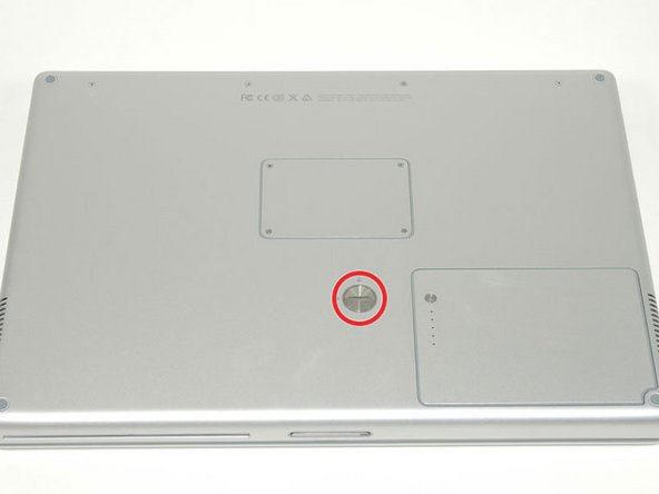"PowerBook G4 Aluminum 15"" 1.5-1.67 GHz Battery Replacement"