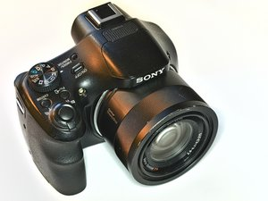 Sony Cyber-shot DSC-HX400V Repair