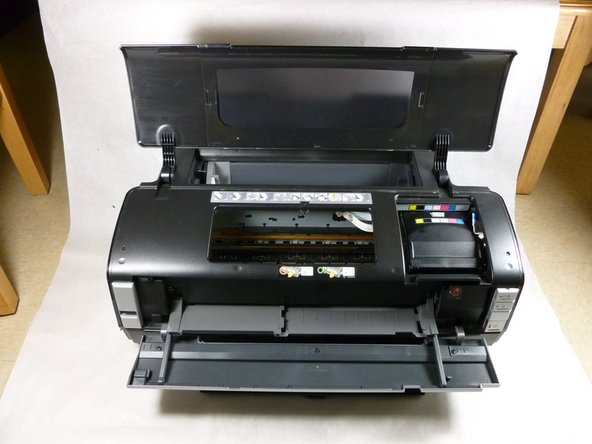 Epson Stylus Photo 1400 Printhead Replacement - iFixit Repair Guide