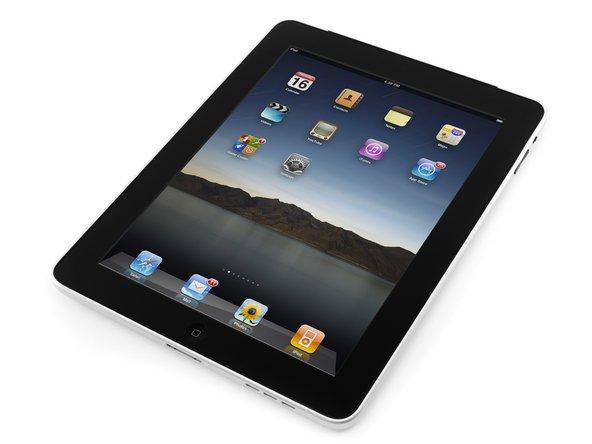 Apple iPad with A4 processor