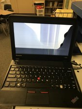 how to fix a messed up laptop screen