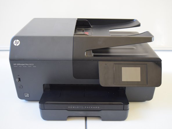 HP Officejet Pro 6835 Repair - iFixit
