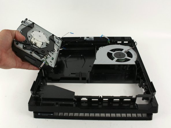 PlayStation 4 Pro Optical Drive Replacement