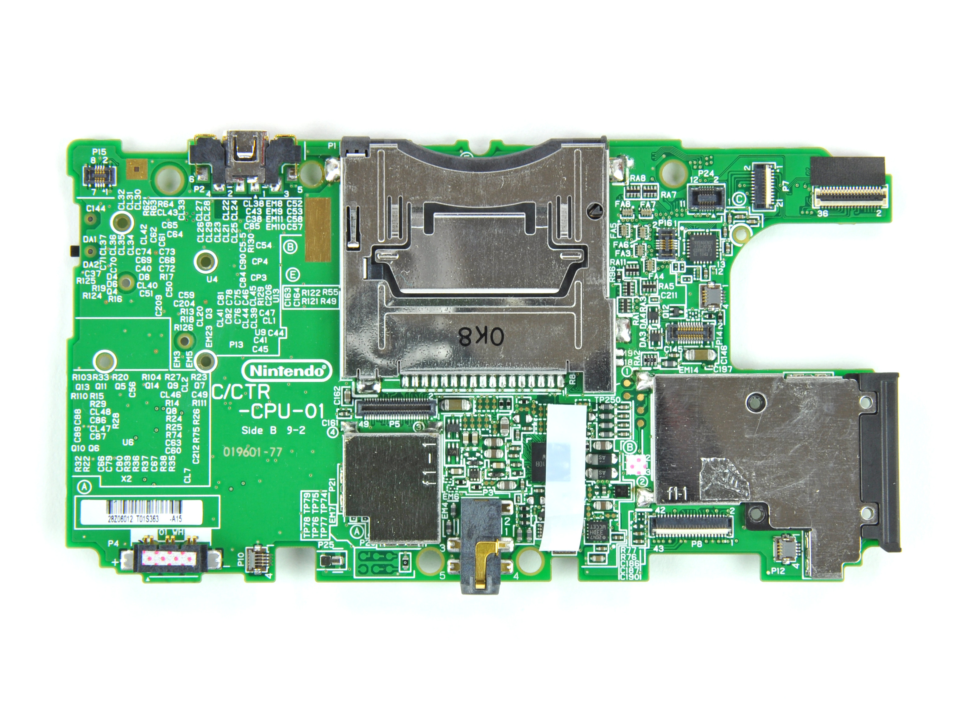U2pnkQClSQDVDrMc nintendo 3ds motherboard replacement ifixit Nintendo 3DS XL Mods at mifinder.co
