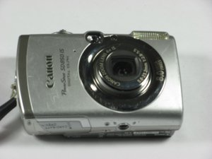 Canon PowerShot SD850 IS Repair