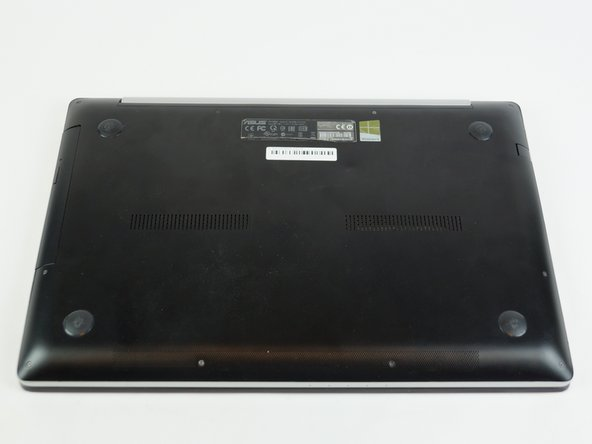 ASUS N550JK-DS71T Laptop Back Case Replacement