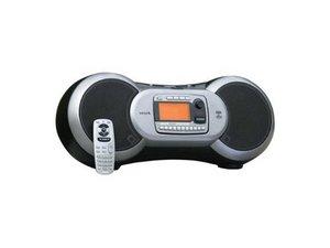 Sirius SP-B1 Sportster Boombox