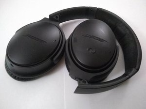 Bose QuietComfort 35 PARTIAL Teardown