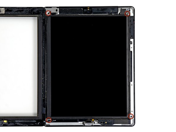 iPad 4 CDMA Front Panel Assembly Replacement