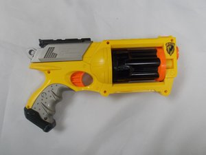 Nerf N-Strike Maverick Troubleshooting