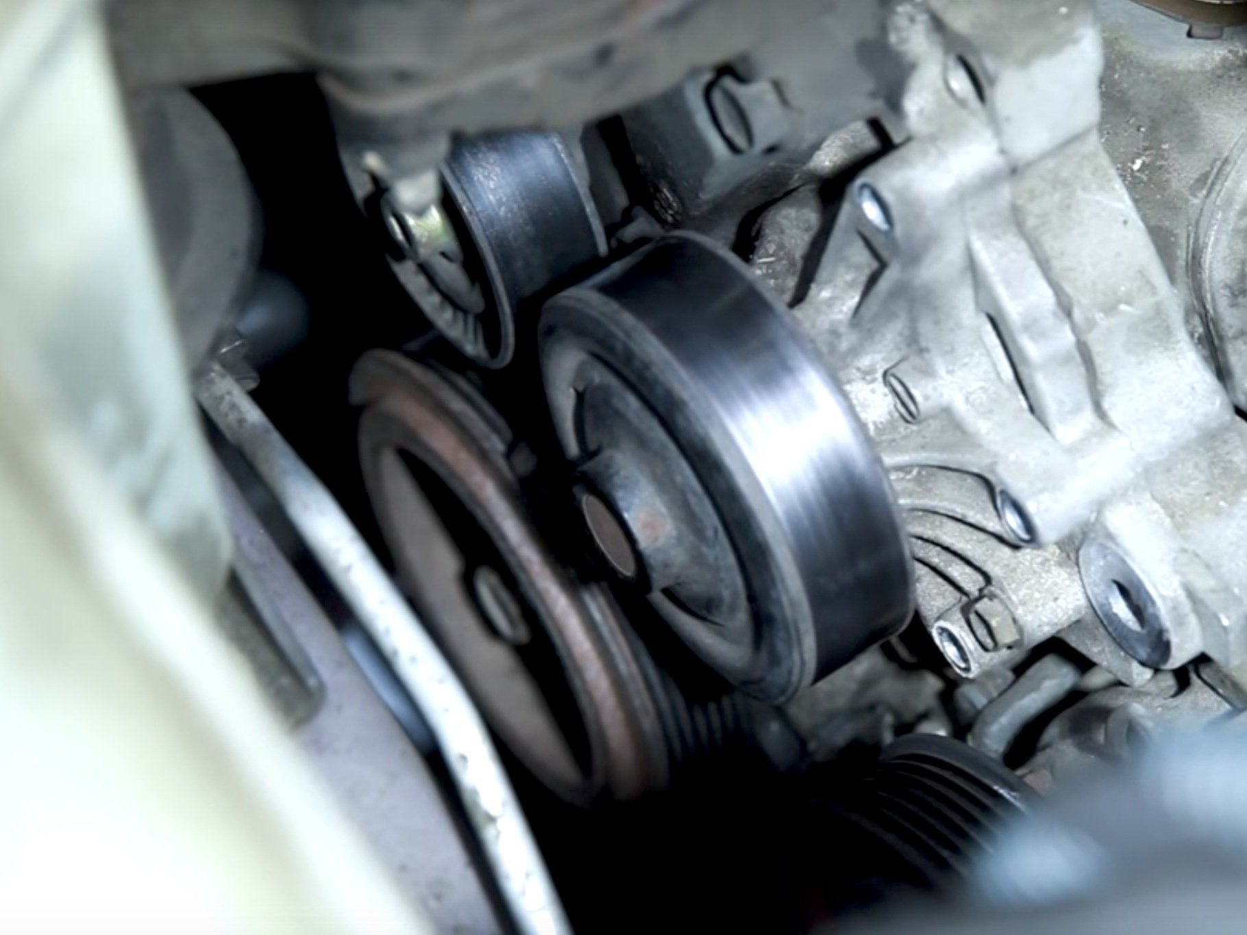 1998 2002 Toyota Corolla Water Pump Replacement 1998