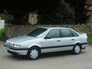 1990-1996 Volkswagen Passat Repair