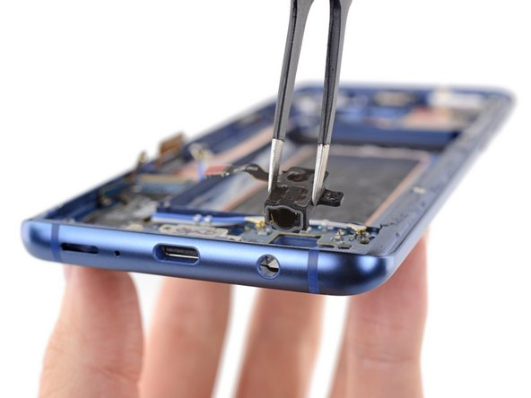 The mighty headphone jack makes a valiant return. Its gasket protects the phone, and its modularity promises an inexpensive repair should it need replacement.