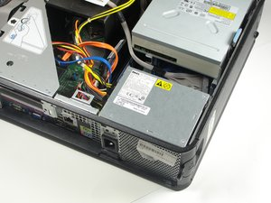 Dell Optiplex 745 Small Form Factor Power Supply Replacement