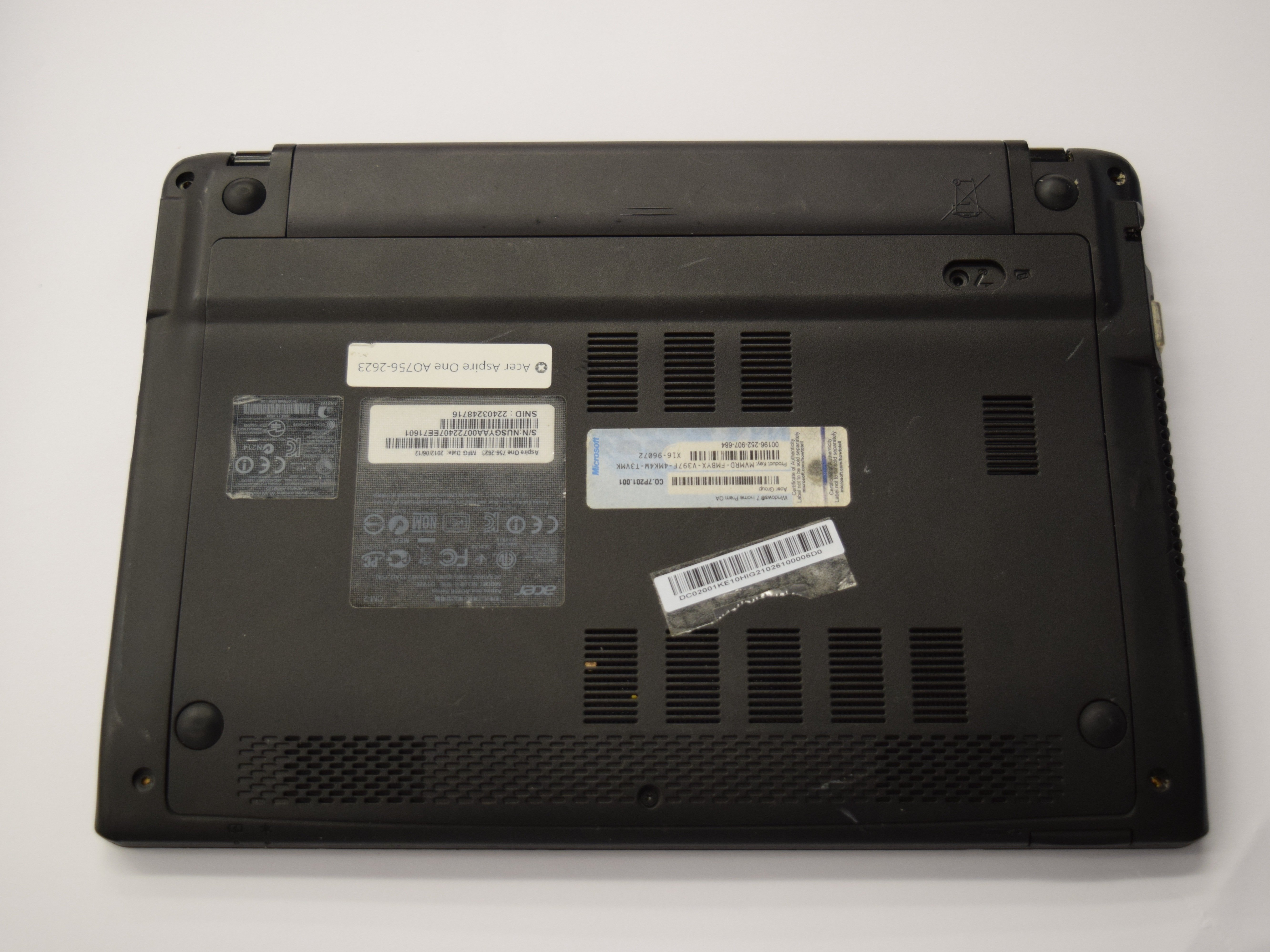 ACER ASPIRE ONE 756 877BCKK DRIVERS FOR MAC DOWNLOAD