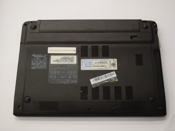 Acer Aspire One AO756-2623 Battery Replacement