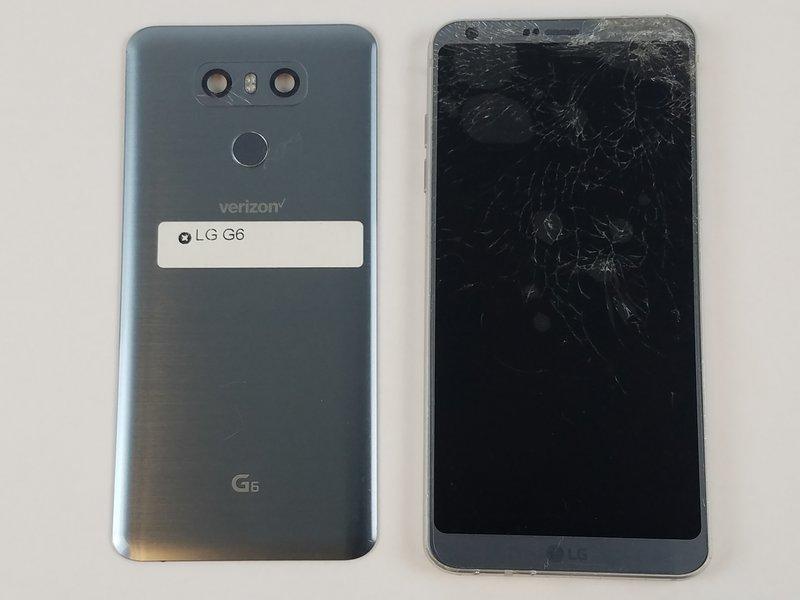 LG G6 Troubleshooting - iFixit