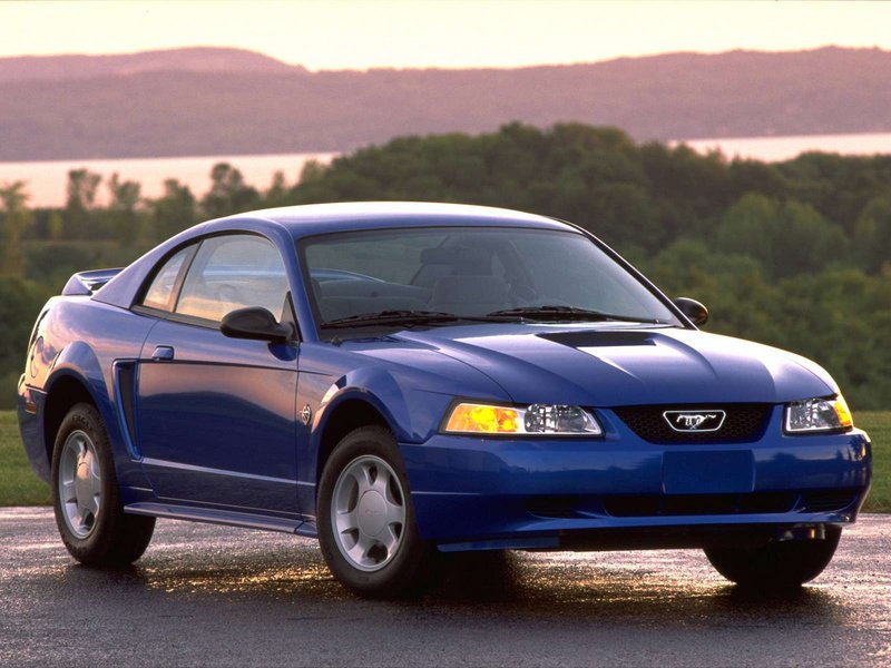 SOLVED: 2004 Ford Mustang 40th Anniversary Edition won't start or
