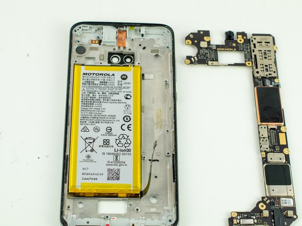 Motorola Moto G7 Motherboard Replacement