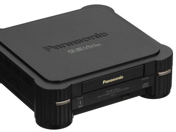 Panasonic FZ-1 R.E.A.L. 3DO Interactive Multiplayer Video ...