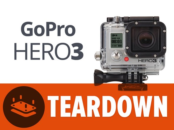 Image 1/2: In addition to a sleeker design with more clearly-labeled buttons than the [[Topic:GoPro HD Hero 2|Hero2]], the Hero3 is shredding some sick powder with the following specs: