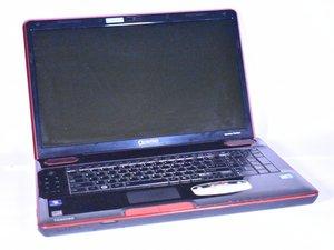 Toshiba Qosmio X505-Q860 Repair