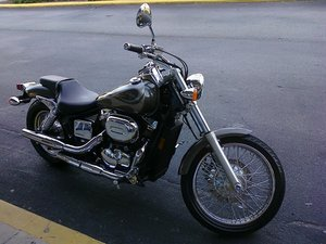 2006 Honda Shadow Spirit 750 Repair