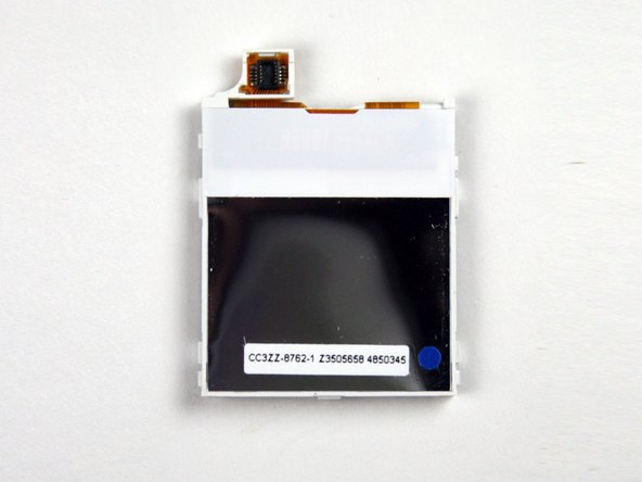 Nokia 6560 Display Replacement