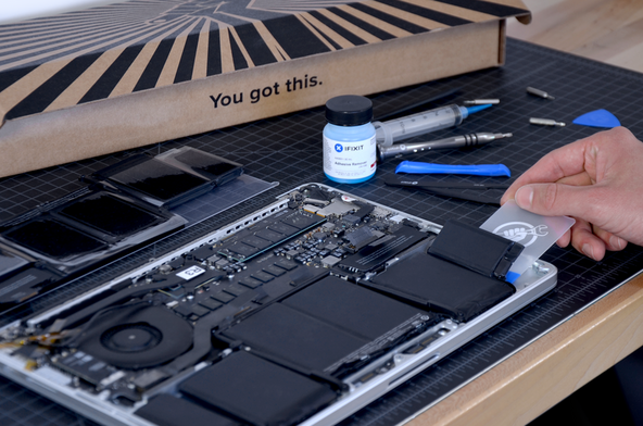 MacBook Pro retina battery replacement kit