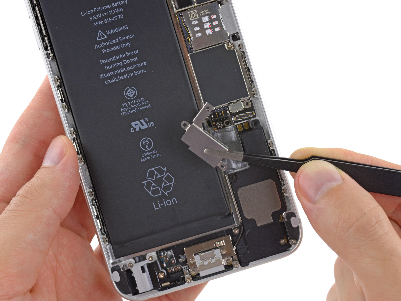 Iphone 6 Plus Repair Ifixit Lcd Tv Schematic Diagram Http Elektrotanyacom Bekotelchassis127 Vibrator