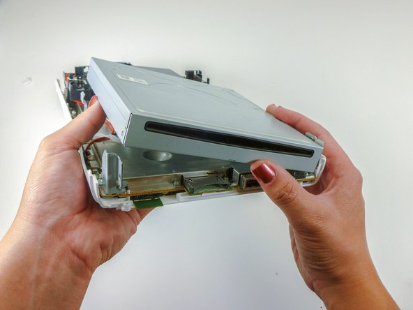 Nintendo Wii U DVD Drive Replacement