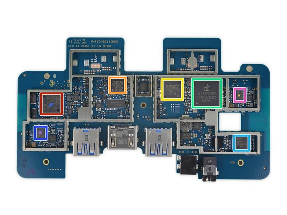 Image 2/2: Toshiba [http://toshiba.semicon-storage.com/info/lookup.jsp?pid=TC358870XBG&lang=en&region=apc|TC358870XBG|new_window=true]  4K HDMI to MIPI Dual-DSI Converter (Also found in Oculus Rift CV1)