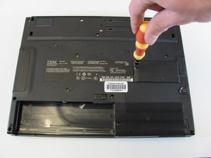 Replacing IBM ThinkPad 560z RAM