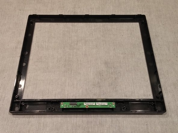 The final product with the LCD Module removed.