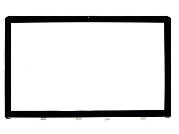 "27"" iMac Front Display Glass Main Image"