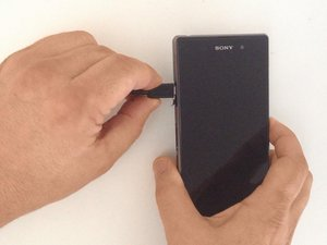 Sony Xperia Z - Password Removal, Firmware Update with PC Companion