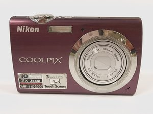 Nikon Coolpix S230 Repair