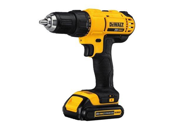 Cordless Drill Main Image