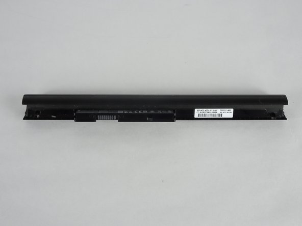 HP 15-f009wm Battery Replacement
