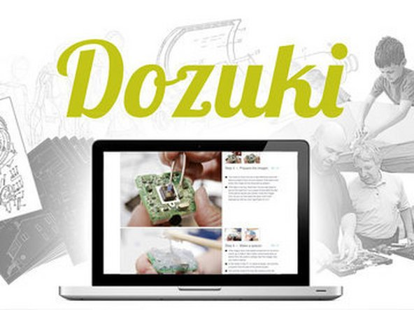 Dozuki website banner