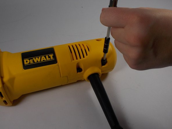 DeWalt DW660 Power Switch Replacement