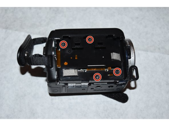 Sony Handycam DCR-SR 47 Flex Cable Replacement