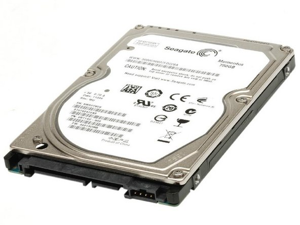Hard Disk Drive / Solid State Drive Replacement