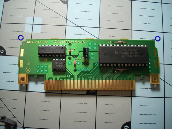 Now you can fully take out the cartridge board from the casing.