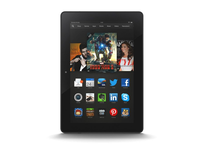 Will not turn on - battery or charging circuit? - Kindle Fire HDX ...