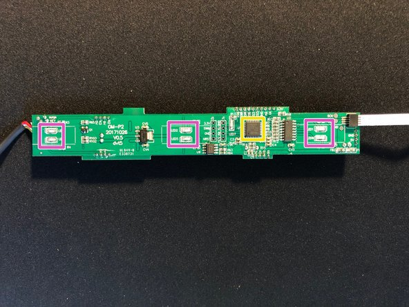 STM8S00 - 16Mhz microcontroller