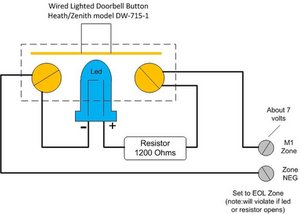 understanding the power to my door bell doorbell ifixit Doorbell Buttons Lighted Surface Mount block image